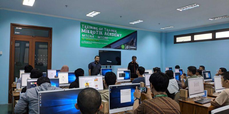 Training Mikrotik Tasikmalaya