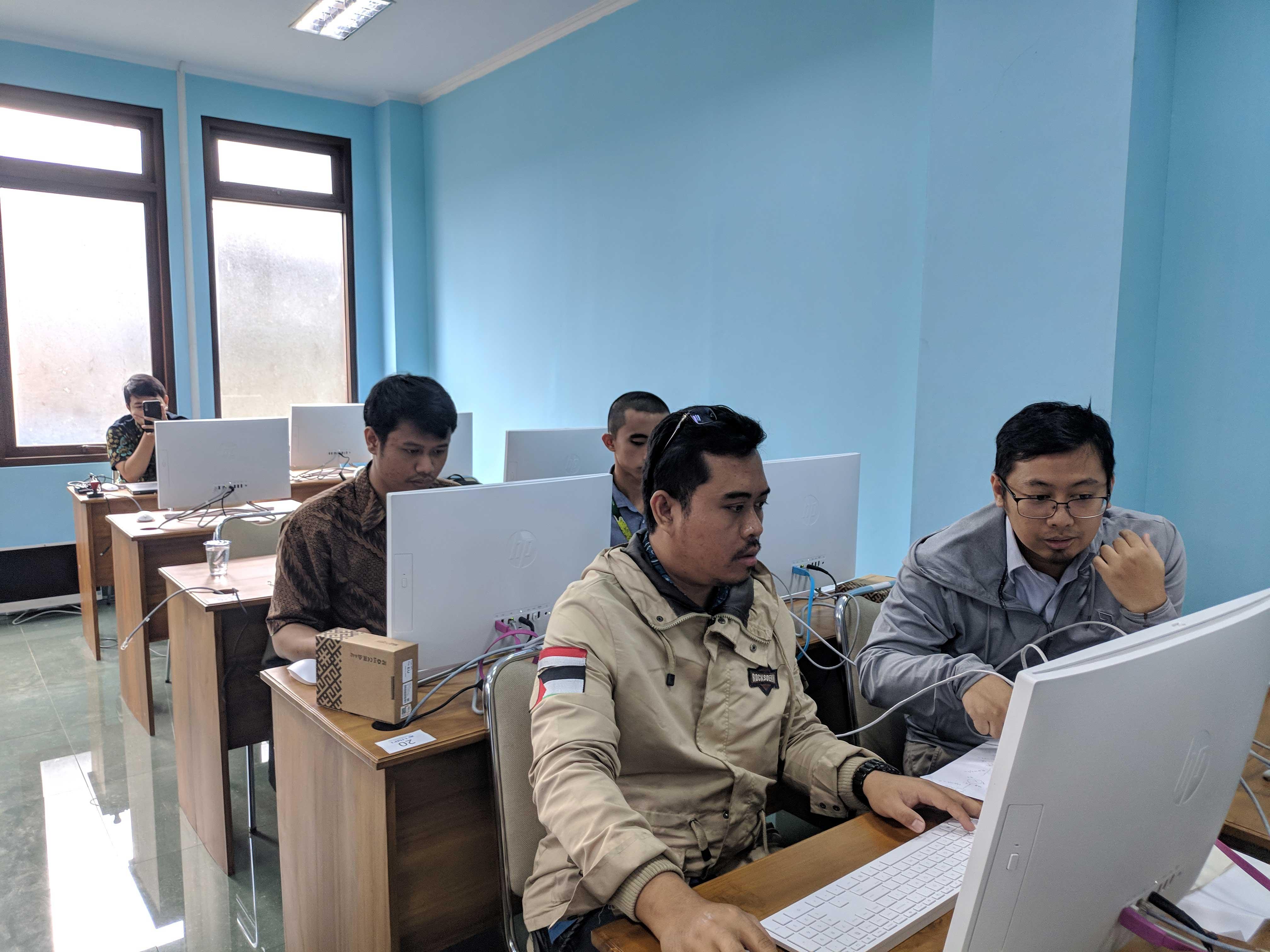 mikrotik training